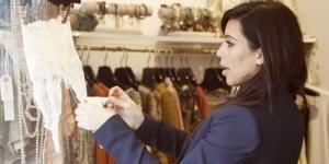 Hamil, Kim Kardashian Kepergok Beli Lingerie untuk Valentine