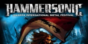 HAMMERSONIC 2013 Saatnya Musik Metal Guncang Jakarta