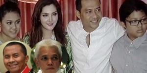 Hatta Radjasa & Dahlan Iskan Hadir di Syukuran Anang & Ashanty