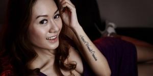 Hengky Kurniawan Pacari Penyanyi Seksi Rizuka Amor