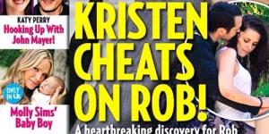 Hianati Robert Pattinson, Kristen Stewart Selingkuh dengan Pria Beristri!