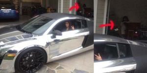 Hii! Ada Hantu di Foto Kim Kardashian