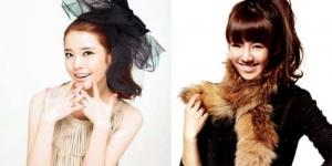 Hyoyeon 'SNSD' & Suzy 'Miss A', Kaki Siapakah yang Terseksi ?