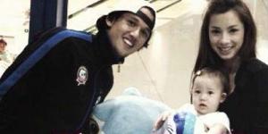 Ini Dia Foto Wajah Anak Jennifer Kurniawan & Irfan Bachdim