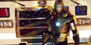 Ini Dia Penampakan 'Iron Man' dengan Kostum Baru (Lebih Modern)