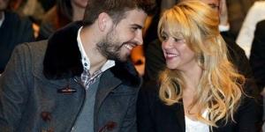 Ini Dia Wajah Anak Shakira - Gerard Pique