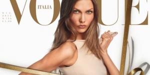 Karlie Kloss Bugil Untuk Vogue