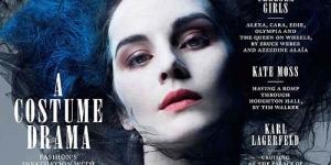 Kate Moss Topless di Majalah Love Ala Biarawati