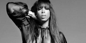 Kelly Rowland Topless di Cover Album Baru untuk Dongkrak Penjualan
