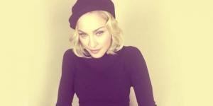 Kenakan Aksesoris Seperti Cadar dan Menulis 'Insya Allah', Madonna Masuk Islam?