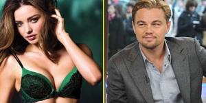 Kepergok Bercumbu dengan Leonardo Dicaprio, Miranda Kerr Selingkuh ?