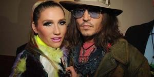 Kesha Ngaku Pernah Bercinta dengan Johnny Depp