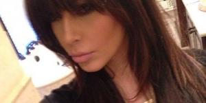 Kim Kardashian Pamer Perut Hamil di Twitter