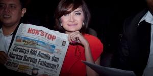 KPK Pastikan Kiki Amalia Tak Ada Hubungan dengan Fathanah