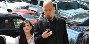 Langka! Ahmad Dhani Gandeng Mulan Jameela Hadiri Resepsi Anang & Ashanty