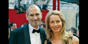 Laurene Powell Jobs Istri Tangguh Steve Jobs