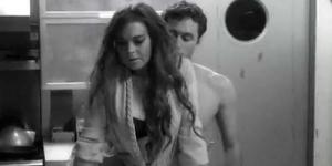 Lindsay Lohan dan Bintang Porno James Deen Tampil Kuno di Trailer The Canyons