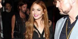 Lindsay Lohan Hadir di Pesta Will.i.am Tanpa Pakai Celana!