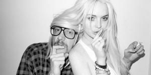 Lindsay Lohan Kembali Foto Hot, Jepretan Fotografer Terry Richardson