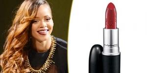 Lipstik Buatan Rihanna Tularkan Penyakit Herpes