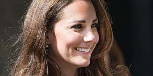 Lukisan Foto Kate Middleton Resmi Diluncurkan