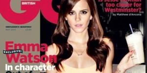 Makin Dewasa, Emma Watson Tampil Seksi di Cover GQ