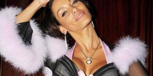 Mantan Istri Eddie Murphy Rayakan Ulang Tahun Bertema Lingerie