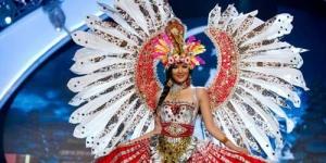 Maria Selena Masuk 10 Besar 'Best National Costume'