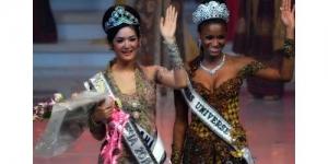 Maria Selena Puteri Indonesia 2011