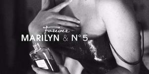 Marilyn Monroe Jadi Model Iklan Parfum Chanel No5