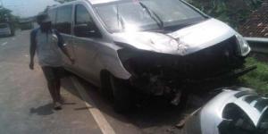 Mau Manggung Di Acara Tahun Baru, Band Winner Kecelakaan Mobil!