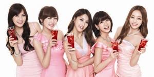 Member Girls Generation dan KARA Pamer Bra