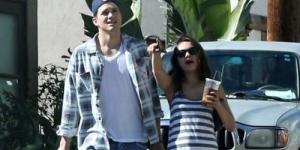 Mila Kunis Tengah Hamil Anak Ashton Kutcher ?