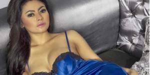 Model Vitalia Sesha Sudah Kapok Berpose Vulgar Lagi