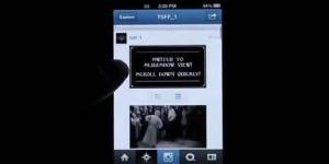 Nonton Trailer Film Bisu di Instagram