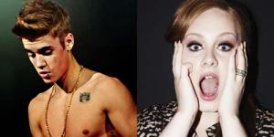 Orang Amerika Benci Justin Bieber, Dan Suka Adele