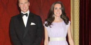 Pangeran William dan Kate Middleton jadi Lilin di Museum Madame Tussauds
