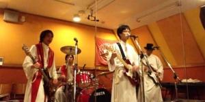 Pendeta dan Biarawan Jepang Bikin Band Rock Boxi