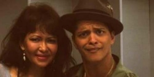 Penyakit Otak, Ibu Bruno Mars Meninggal di Usia 55 Tahun