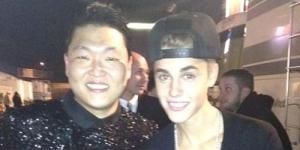 Psy Bakal Kalahkan Justin Bieber di YouTube