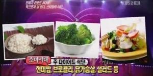 Rahasia Menu Diet Girlband Korea