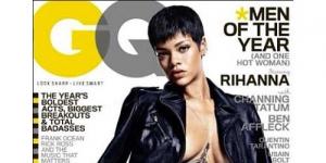Rihanna Bugil di Cover Majalah GQ