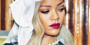 Rihanna Terbakar di Atas Panggung