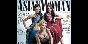 Sam Faiers, Jessica Wright dan Lucy Mecklenburgh Berpakaian Bollywood Seksi di Asian Woman Magazine