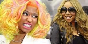 Sempat Berseteru, Mariah Carey & Nicki Minaj Baikan Setelah Tonton Film Porno