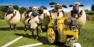Shaun The Sheep Akan Tampil Di Layar Lebar