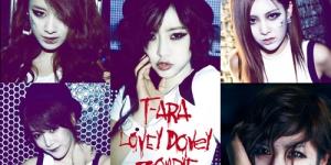"""T-ara Rilis MV """"Lovey Dovey""""  Versi Zombie"""