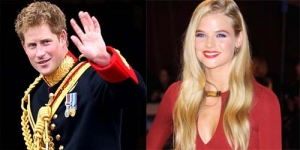 Takut Bernasib Seperti Kate Middleton, Aktris Inggris Tolak Cinta Pangeran Harry