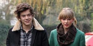 Taylor Swift dan Harry Styles 'One Direction' Putus ?