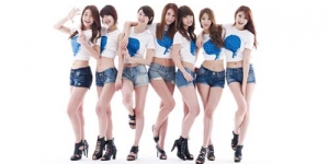 Tinggi Badan Rata-rata Girlband Korea